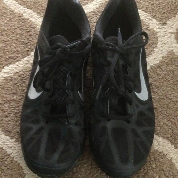 5ced9babd46 Nike Air Max 2011 Womens Black-metallic Silver